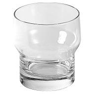Bicchiere vetro trasparente senza colore