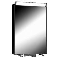 Spiegelschrank Careline LED PAL/HP/S 60/1/LED/R weiss