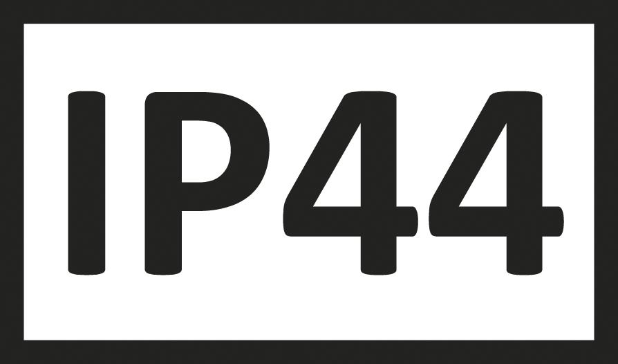 Schutzart IP44